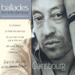 Serge Gainsbourg - La chanson de Slogan