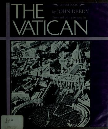 Cover of: The Vatican | John G. Deedy